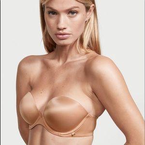 Victoria's Secret Very Sexy Satin Strapless Bra